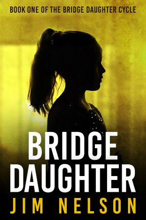 Cover for Bridge Daughter