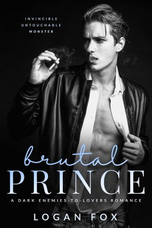 Cover for Brutal Prince