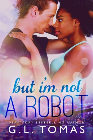 Cover for But I'm Not a Robot