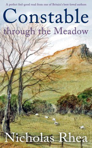 Cover for Constable through the Meadow