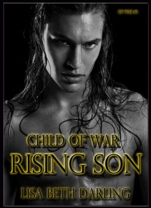 Cover for Child of War-Rising Son