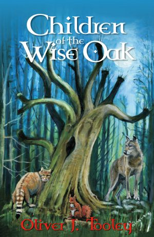 Cover for Children of the Wise Oak