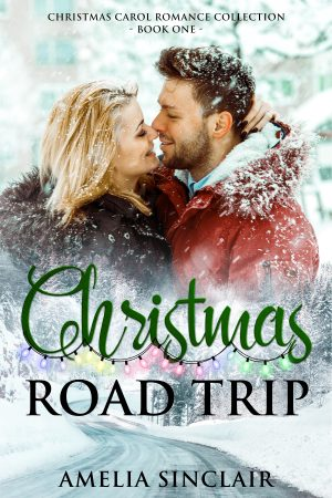 Cover for Christmas Road Trip