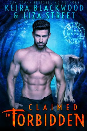 Cover for Claimed in Forbidden