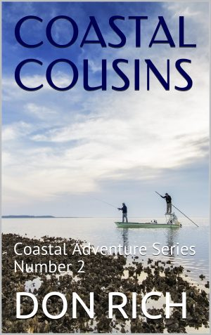Cover for Coastal Cousins