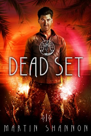 Cover for Dead Set