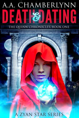 Cover for Death and Dating