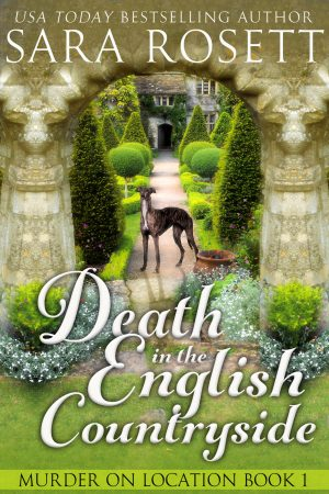 Cover for Death in the English Countryside