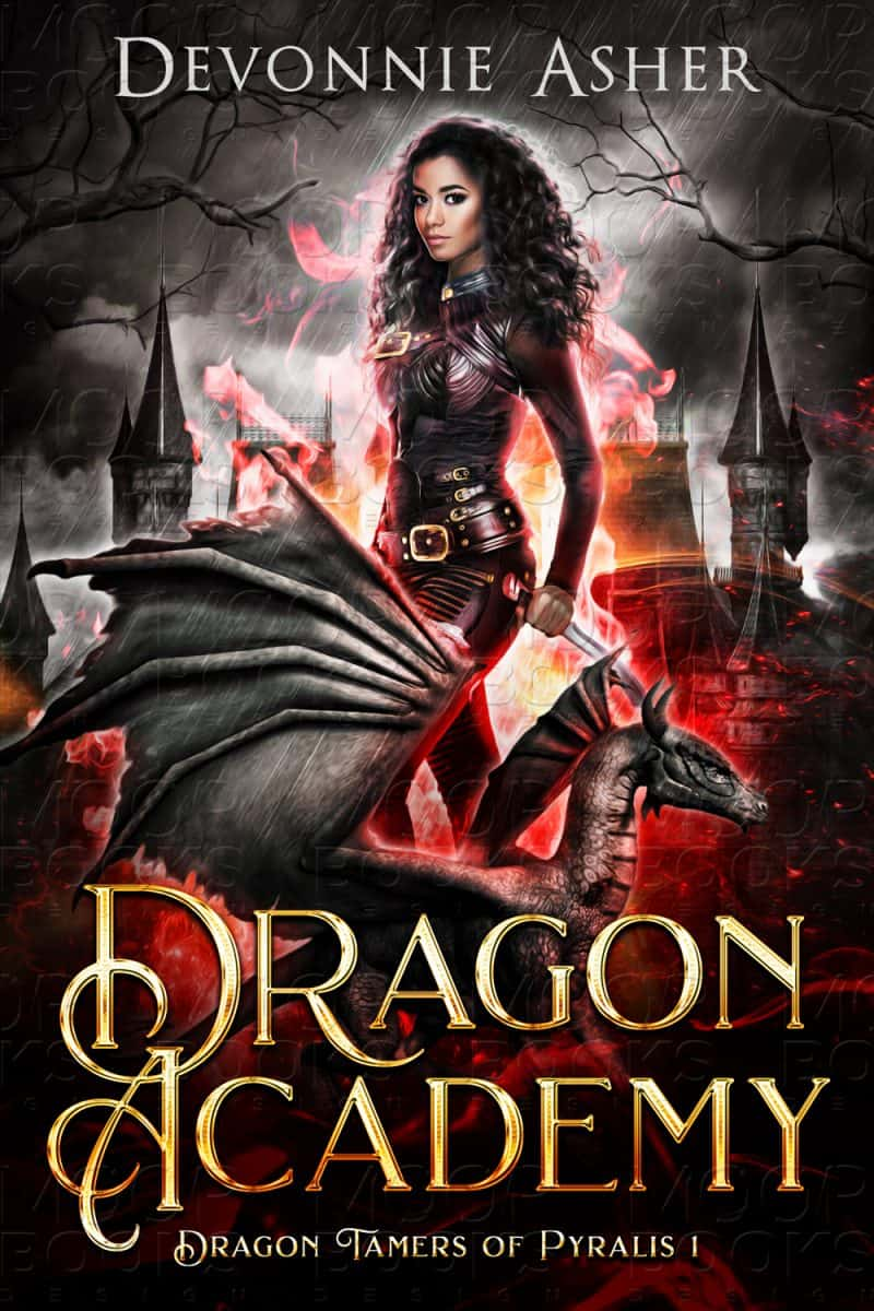 Cover for Dragon Academy (Dragon Tamers of Pyralis Book 1)