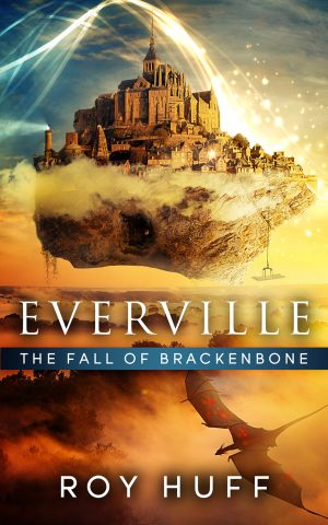 Cover for Everville: The Fall of Brackenbone