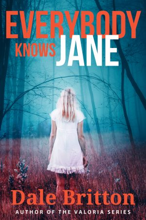 Cover for Everybody Knows Jane