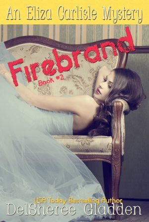 Cover for Firebrand