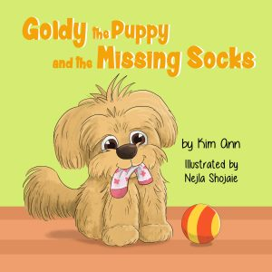 Cover for Goldy the Puppy and the Missing Socks