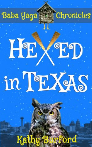 Cover for Hexed in Texas