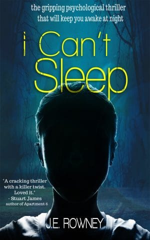 Cover for I Can't Sleep