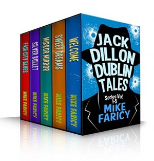 Cover for Jack Dillon Dublin Tales, Volumes 1-5