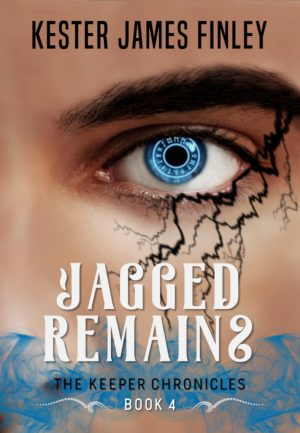 Cover for Jagged Remains