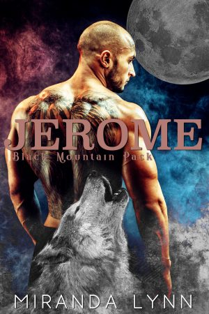Cover for Jerome