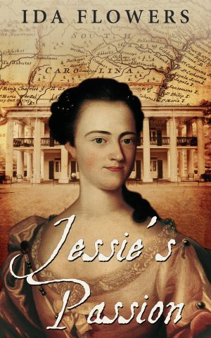 Cover for Jessie's Passion