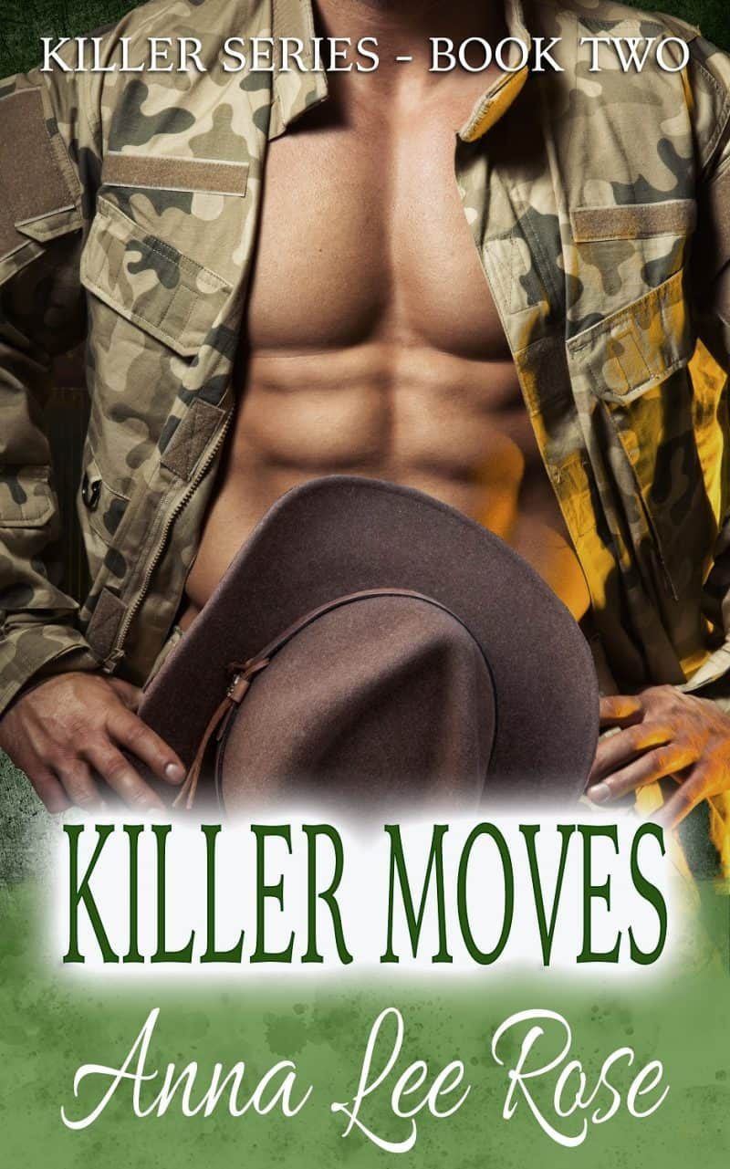 Cover for Killer Moves: An Ex-Military Vigilante Romance