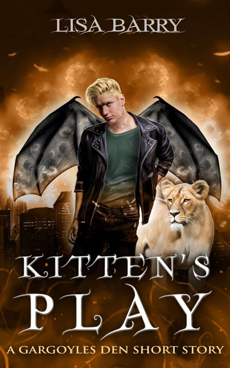 Cover for Kitten's Play: A Gargoyles Den Short Story