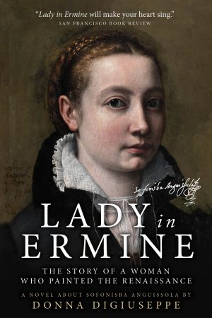Cover for Lady in Ermine