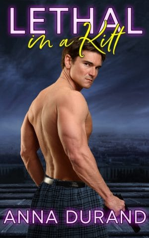 Cover for Lethal in a Kilt