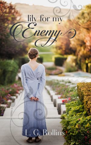 Cover for Lily for My Enemy