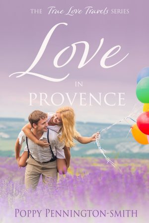 Cover for Love in Provence