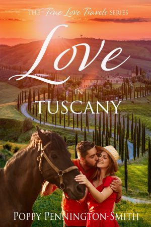 Cover for Love in Tuscany