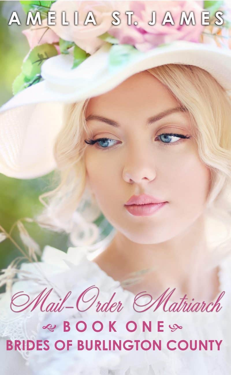 Cover for Mail-Order Matriarch: Brides of Burlington County, Book One