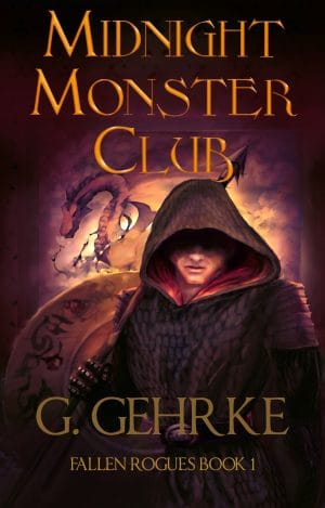 Cover for Midnight Monster Club