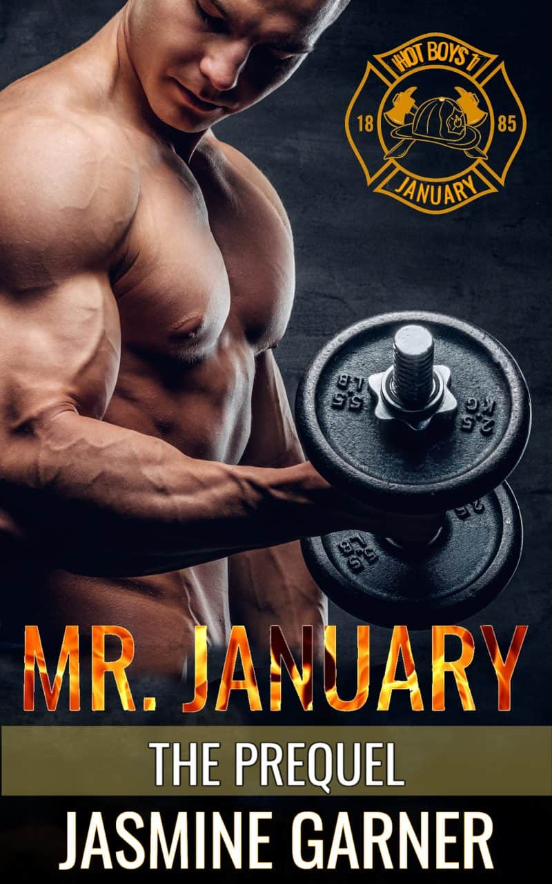 Cover for New Beginnings: The Prequel to Mr. January: A Firefighter/Gym Romance