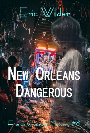 Cover for New Orleans Dangerous