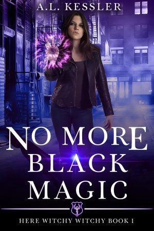 Cover for No More Black Magic