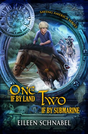 Cover for One if by Land, Two if by Submarine