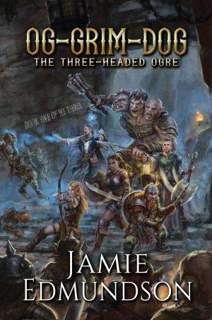 Cover for Og-Grim-Dog: The Three-Headed Ogre