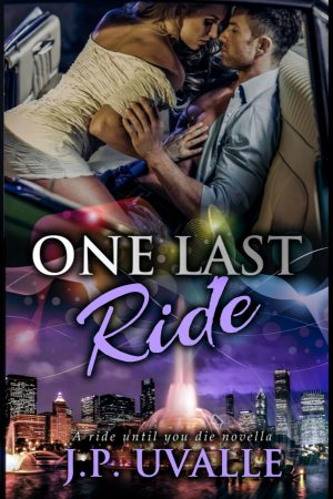 Cover for One Last Ride