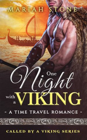 Cover for One Night with a Viking