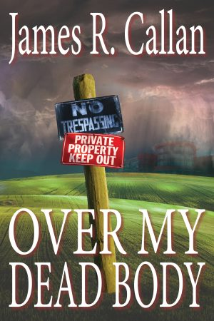 Cover for Over My Dead Body