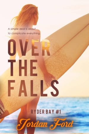 Cover for Over the Falls