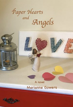 Cover for Paper Hearts and Angels