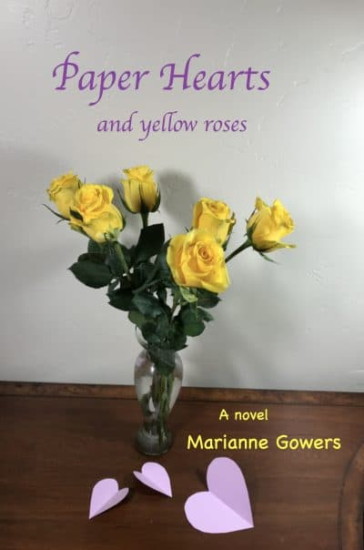 Cover for Paper Hearts and Yellow Roses
