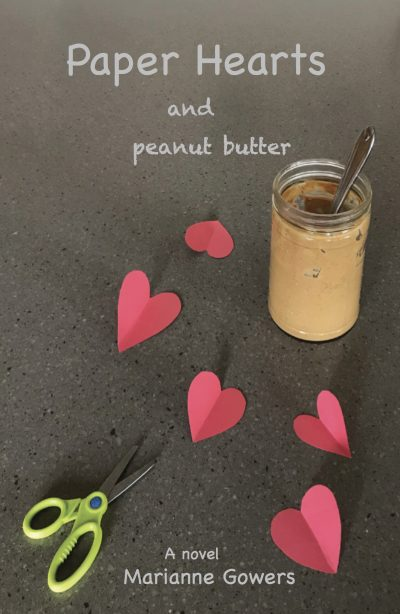 Cover for Paper Hearts and Peanut Butter