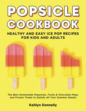 Cover for Popsicle Cookbook