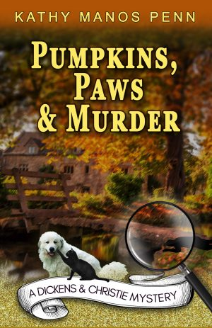 Cover for Pumpkins, Paws and Murder