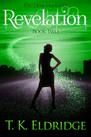 Cover for Revelation