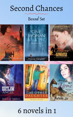 Cover for Second Chances: Inspirational Boxed Set