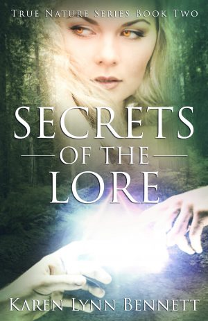 Cover for Secrets of the Lore