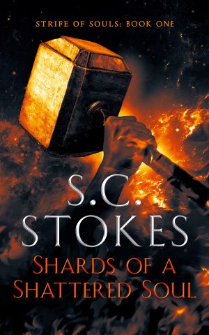 Cover for Shards of a Shattered Soul